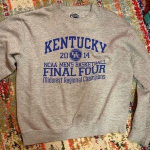 UK sweatshirt.